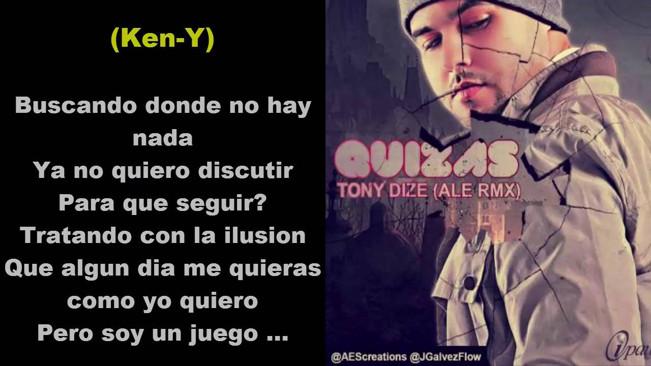 cancion envuelvete tony dize