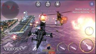 GUNSHIP BATTLE : Fleet Attack - KA-52 Alligator
