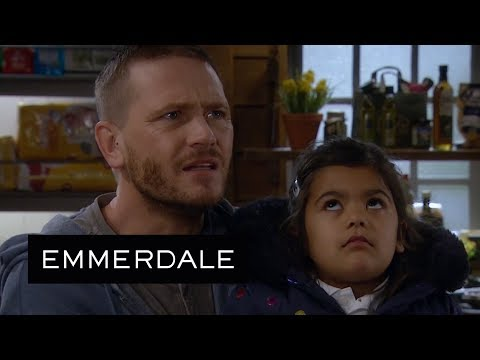 Emmerdale - Jacob Sabotages David and Maya's Date Night