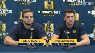 Racer Football - Players 11-12-18 Press Conference