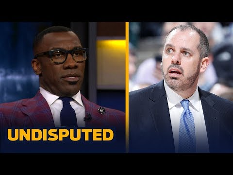 Frank Vogel being Lakers new head coach is 'utterly ridiculous' — Shannon Sharpe | NBA | UNDISPUTED