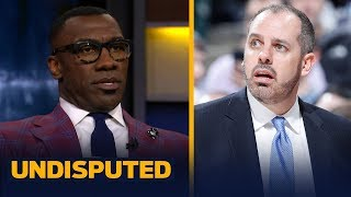 Download Frank Vogel being Lakers new head coach is 'utterly ridiculous' — Shannon Sharpe | NBA | UNDISPUTED Mp3 and Videos