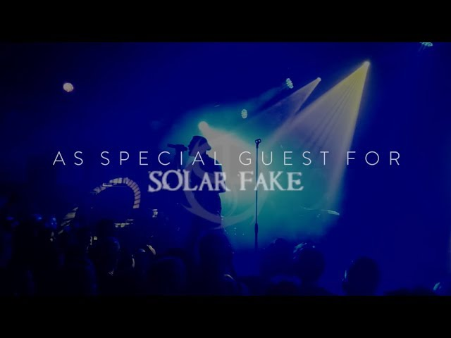 SEADRAKE - Tour Announcement (Special Guest for Solar Fake)