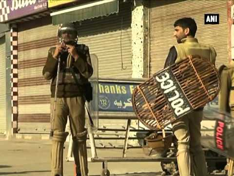 Kashmir valley shutdown continues on fourth day