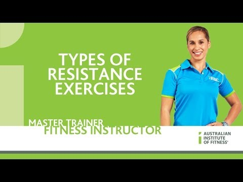 Types of Resistance Exercises