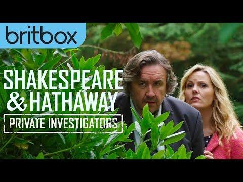 Shakespeare & Hathaway: Private Investigators   Exclusive Trailer