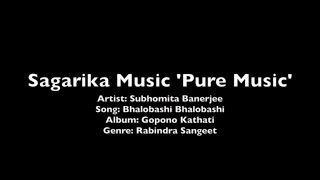 Download Hindi Video Songs - Bhalobashi Bhalobashi - Subhomita - Pure Music Series