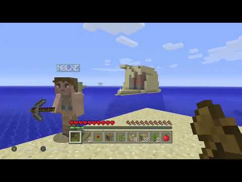 Minecraft Survival Series - EP01 W/N8R