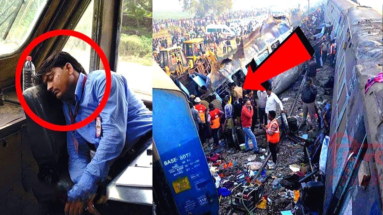 ماذا يحدث إذا أصيب سائق القطار بإغماء أثناء القيادة!!
