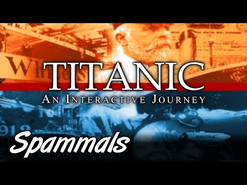 Titanic An Interactive Journey | 1912 Inquiry Into A Disaster