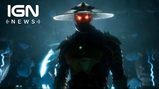 Mortal Kombat 11: Newcomer Geras Revealed - IGN News
