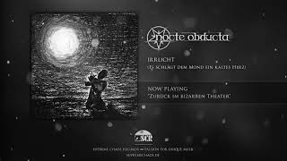 Nocte Obducta - Zurück im bizarren Theater