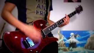 [Bleach] OP2 Guitar Cover - D-tecnoLife (HD)