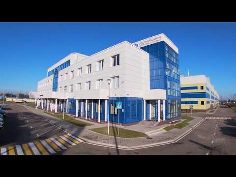 Инфраструктурная площадка для размещения модульных ЦОД вблизи г.Удомля