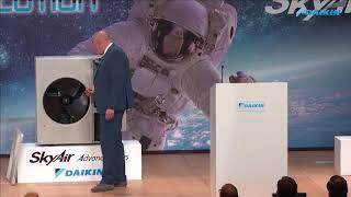 Daikin Sky Air A series R32 - Installation Experience