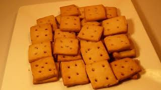 How to make bakery style salted biscuit/salted biscuit/nonta biskut/salt cookie.