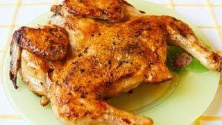 Готовим с Тинкой-Цыпленок табака (тапака)