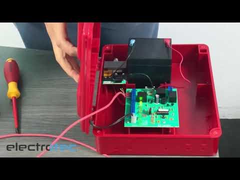Sistemas de alarma contra incendios - seminario thumbnail