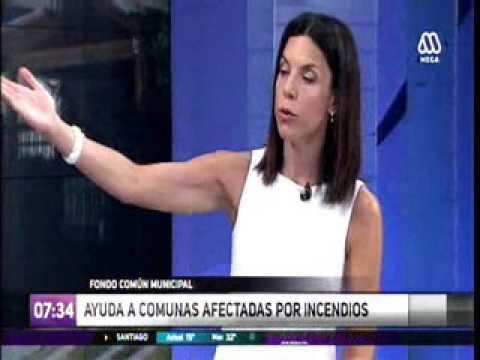Tesorero general Hernán Frigolett explica balance contribuciones 2016 en Ahora Noticias de MEGA
