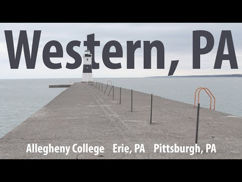 Western Pennsylvania | Allegheny College | Erie, PA | Pittsburgh, PA