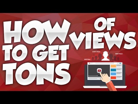 How To Get VIEWS Easily 2016 *HACKING THE YOUTUBE ALGORITHM*