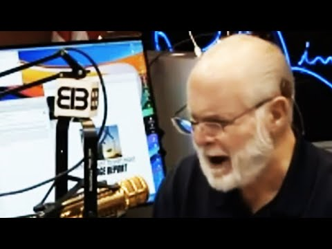 Rush Limbaugh PUMPED About RBG Seat