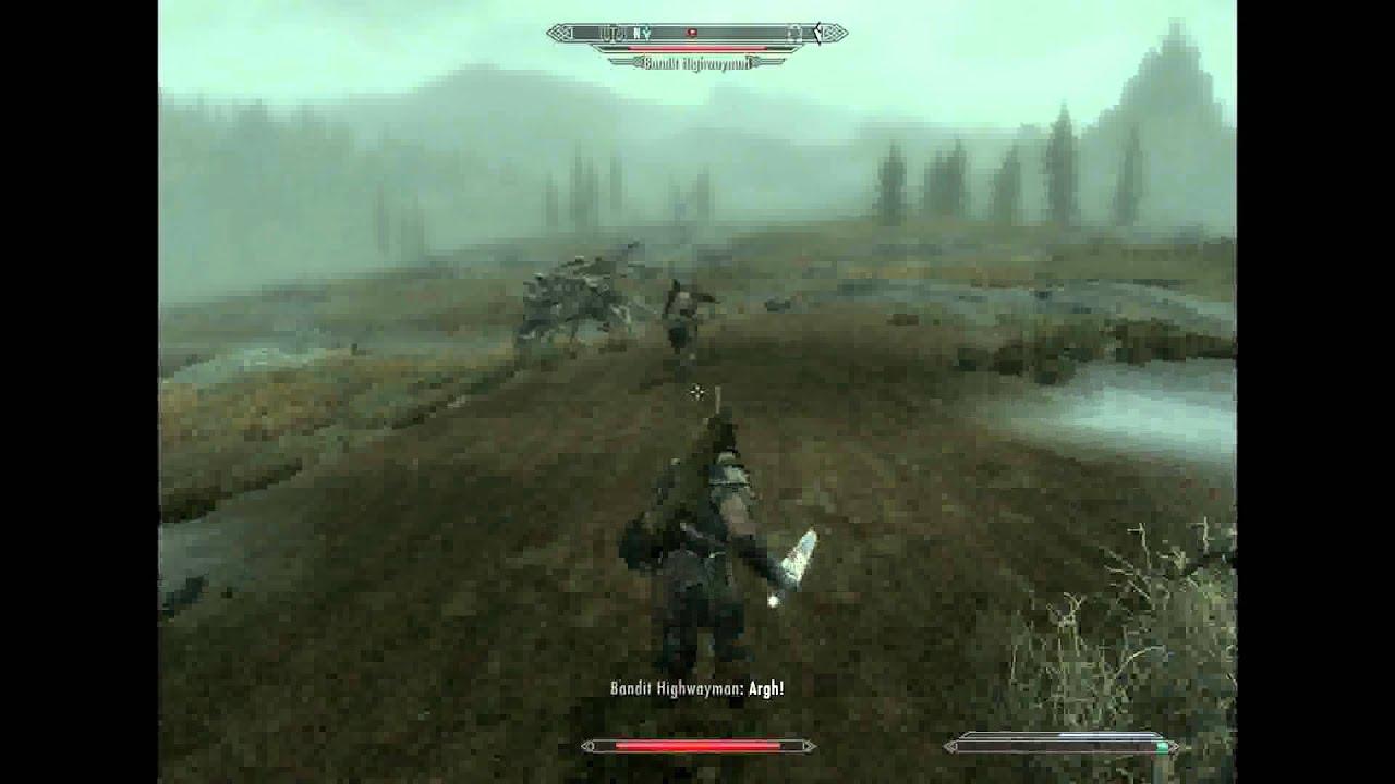 Skyrim - Bandit Spawning [PC]