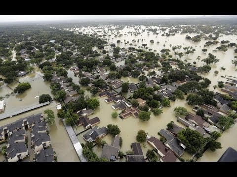 Climate & Extreme Weather News #61 (August 29th to 31st 2017)