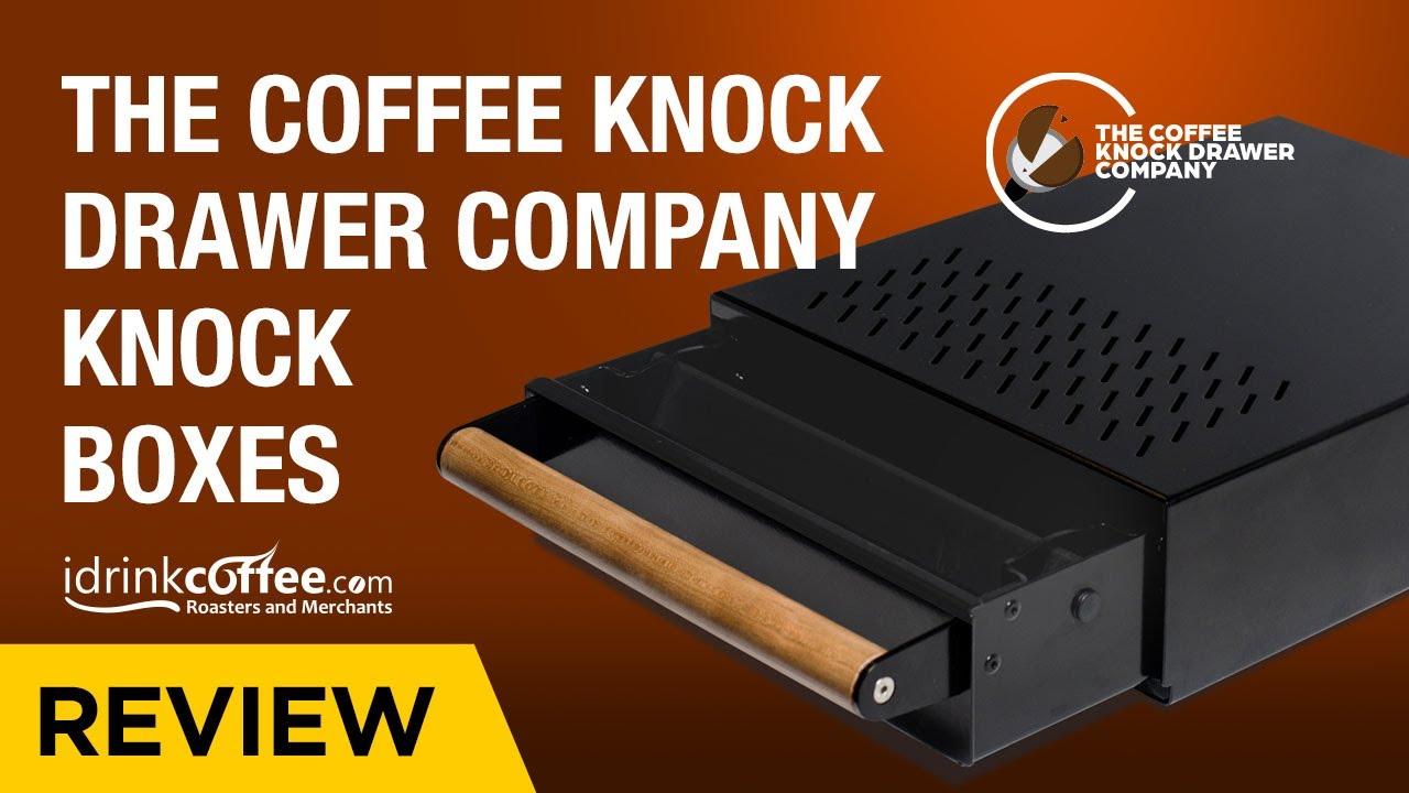 Idrinkcoffeecom Review The Coffee Knock Drawer Company Knock Boxes