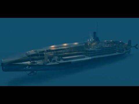 Submarino de isaac peral el interior de la nave parte ii for Interior submarino