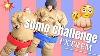 SUMO KAMPF CHALLENGE EXTREME ♥ Bibi vs. Julian