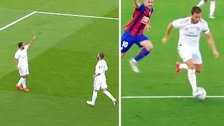 Что ТВОРИЛ Азар в первом матче за Реал после травмы Лучшие моменты недели
