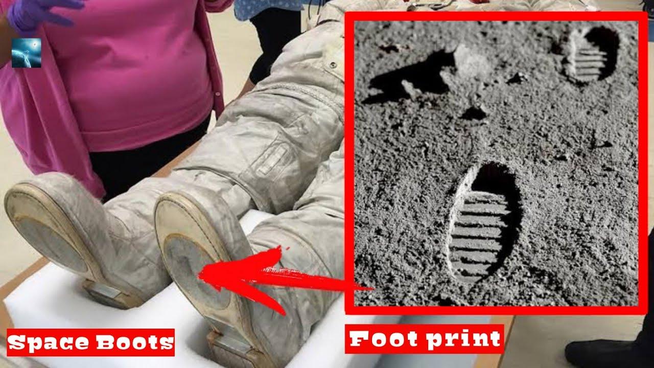 Neil Armstrong के जूतों के निशान चाँद के क़दम से मेल क्यों नही खाते ? Who is GOD ? Sci. & Facts Ep 15