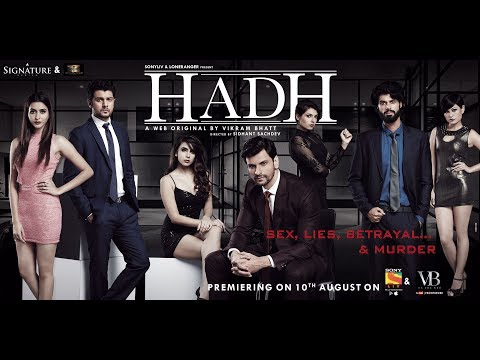 Hadh - Official Trailer | A Web Original By Vikram Bhatt