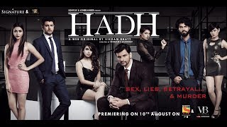 Hadh - Official Trailer | A Web Original By Vikram Bhatt