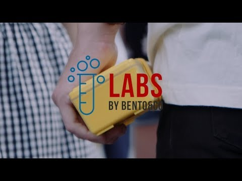 LABS By BENTO&CO: Putting Gel Cool Bento Boxes To The Test!