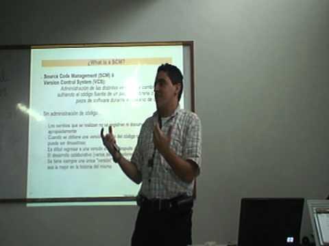 Administración de código - Jorge Zuluaga - LATHPGC2009
