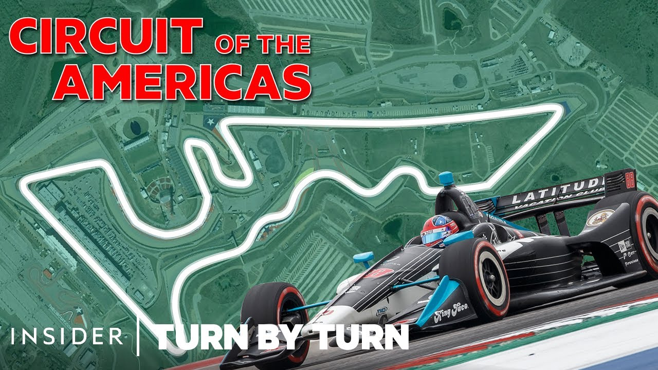 Why Circuit Of The Americas Is The Toughest Race Track In The US | Turn By Turn