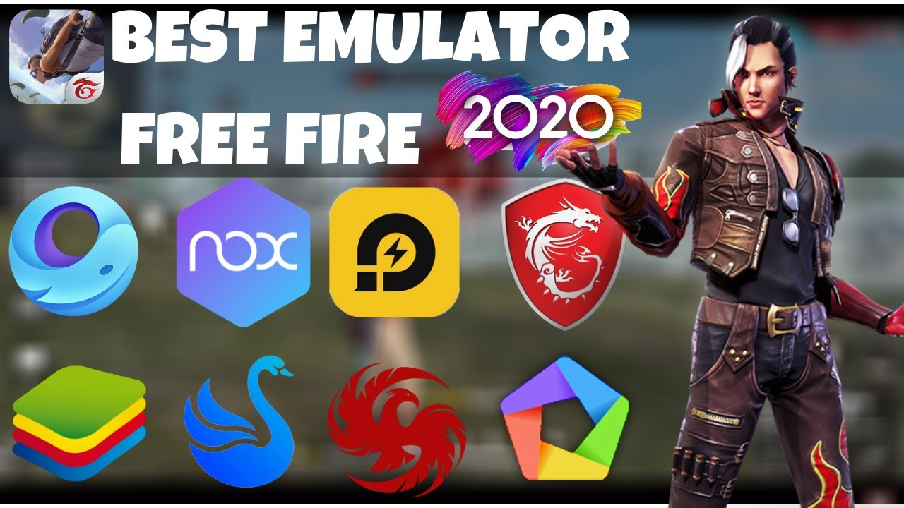 Which Is The Best Emulator For Free Fire Garena Free Fire Youtube