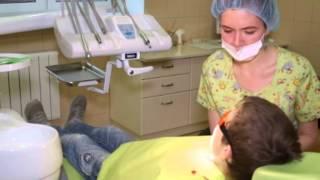 удаление зуба в день защиты детей клиника эстетической стоматологии ФАБЕРЖЕ(1 июня 2015 года в клинике эстетической стоматологии ФАБЕРЖЕ состоялся праздник, совмещенный с обследование..., 2015-06-10T11:54:10.000Z)