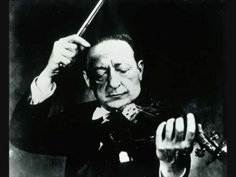 Ravel, Pièce en forme de Habanera- Heifetz