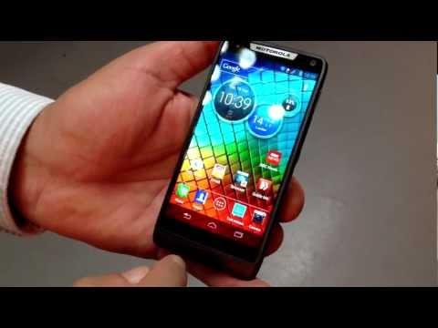 Motorola RAZR i: Primeras impresiones