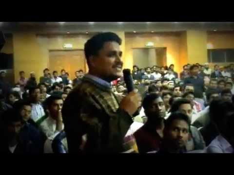 Digital World 2012- Freelancer to Entrepreneur@BICC-Dhaka-Bangladesh (December 7, 2012)
