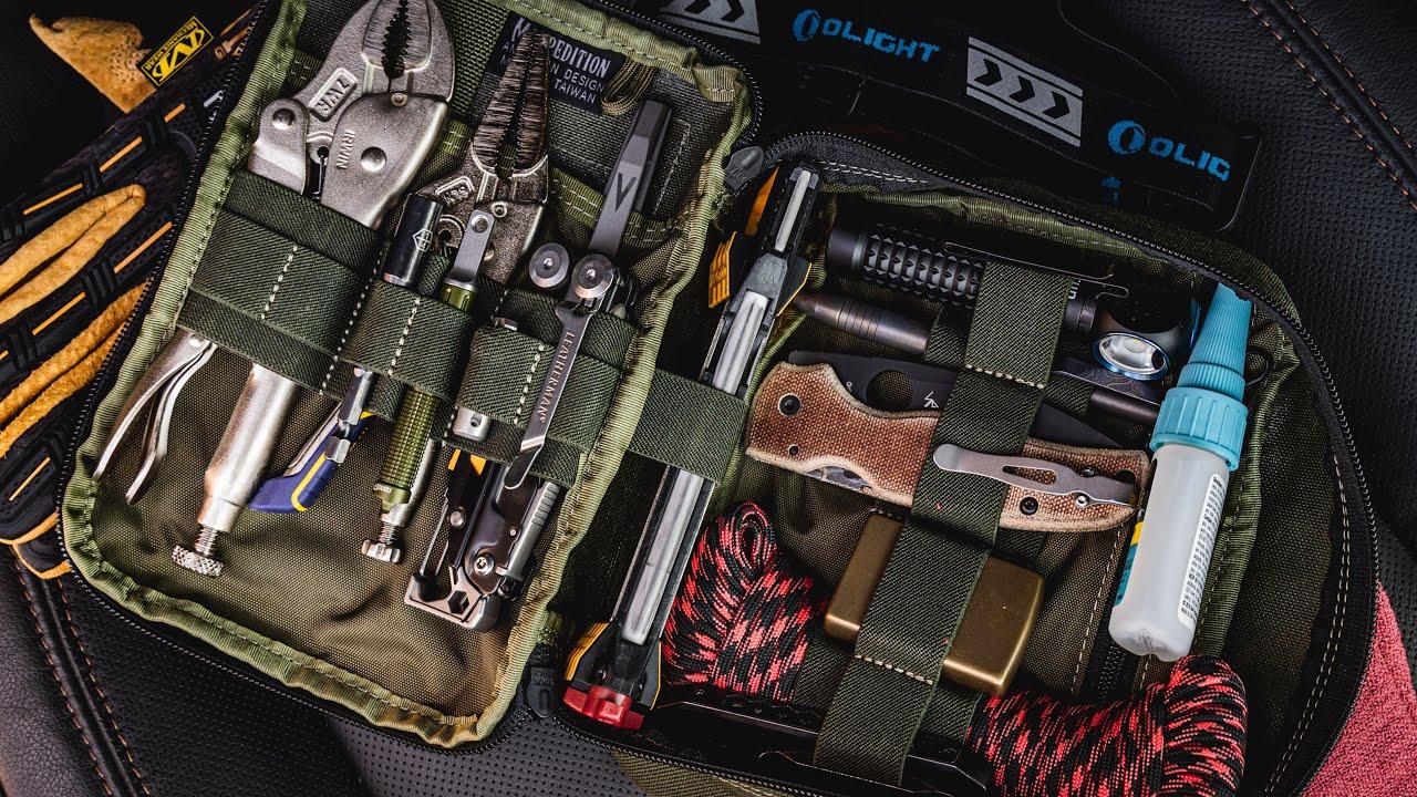 Truck EDC: Tool Kits and Emergency Gear
