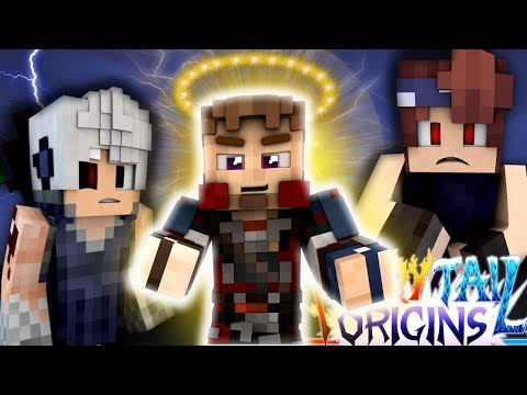"""Minecraft Fairy Tail Origins #28 """"BECOMING A GOD?"""" (Minecraft Modded Roleplay) S3E28"""