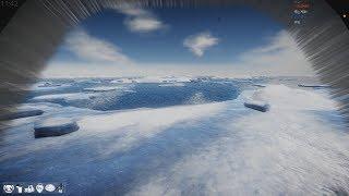 남극에서 나홀로 살아남기 - 아이스드 [Iced] [웁tv]