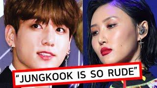 Jungkook Really Mocked Mamamoo Hwasa? Haters Must Watch This!