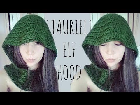 Hooded Cowl   Crochet Pattern   Character Creation Tutorial
