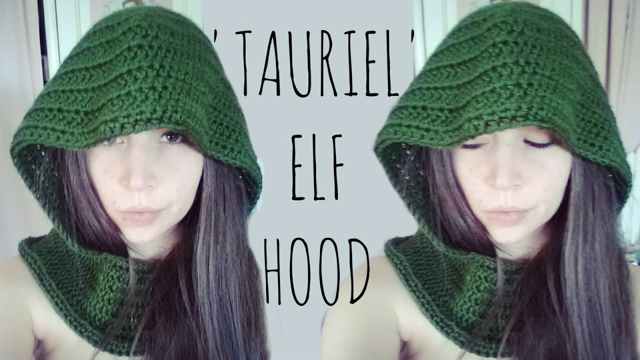 Hooded Cowl | Crochet Pattern | Character Creation Tutorial - YouTube