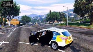 2014 Surrey Police Ford Focus Estate - GTA V MOD ENB | 2.7K / 1440p !